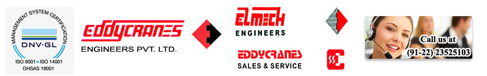 Welcome to Eddycranes Engineers Pvt  Ltd